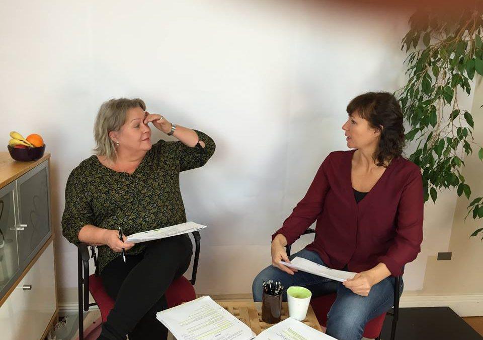 Film om lönesamtal till Dalarnas landsting