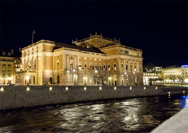 Årets sista seminarium på Operan